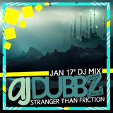 Stranger than Friction (Jan 17' DJ Mix | 4x4 Garage/Organ/Jackin/Bassline) [ FREE DL ]