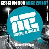 Emery's Sessions #008 Happy New Year