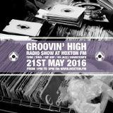 Groovin' High Radio #19 @HoxtonFM