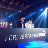 Puma Fashion Show live set by Leo & Pip