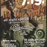 We have a party at Osaka 19.Jul.15 called Hit The Spot ! Part 2 special.