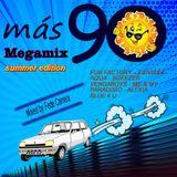MÁS 90 MEGAMIX (summer edition) Mixed by Fede Carrera