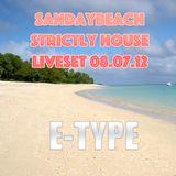 Strictly House @ SANDayBEACH 08.07.12