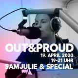 SamJulie & Special   Out&Proud im April 2020