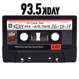 93.5 KDAY MIX - AIR DATE 06-29-17