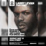 Larry Levan Street Party in NYC 2k14 - Pt1