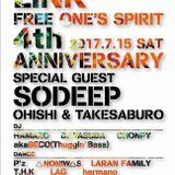 170715 LINK 4th Anniversary mix