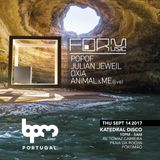 Animal & Me - Live at The bpm Festival 2017 (Form Music)