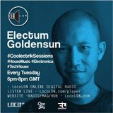 Coolectrik Session with Electum Goldensun at LocoLDN.com on 24 November 2015