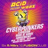 Acid Wars - 2Junxion @ Fusion Club (Münster) - 05.03.2016