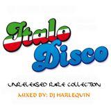 Italo Disco - Unreleased Rare Collection