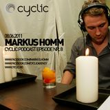 Cyclic Podcast Episode Nr 8 - Markus Homm - 08.06.2011