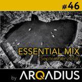#46 - Essential Mix (September 2018)