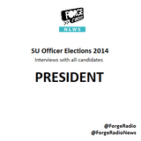 SU Officer Elections 2014 - PRESIDENTIAL Candidates