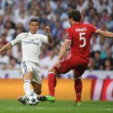 Real Madrid vs Bayern Munich, Champions League - Abril 18