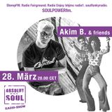 Absolut Soul Show /// 28.03.18 on SOULPOWERfm