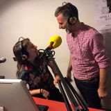 Double D show. Live at Five-BarcelonaCityFm. 23rd February 2016