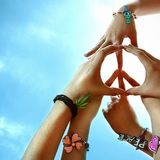 Music Peace In The World (Mixed by DenLine) @ Radiotp.pl