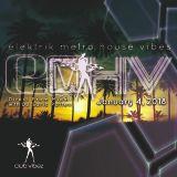 DJ Earic Patten's Elektrik Metro House Vibes LIVE Mix Sessions on Club Vibez Radio U.K. | Episode 77