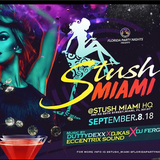 DJ KENNY STUSH MIAMI 2018 MIX