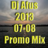 2013.07-08 Promo Mix By Dj Afus
