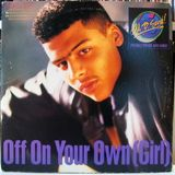 "OFF ON YOUR OWN - JOHNNY ""D"" DE MAIRO WKTU LUNCH MIX"