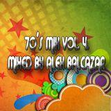 70´S MIX VOL. 4, MIXED BY ALEX BALCAZAR