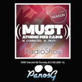 PanosG - Radioshow/Radio Must Athens-