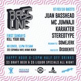BassLine 02 - House / Garage / Breaks (Opening Set) @ Kill Your Idol, Miami
