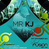 MR KJ - Soul Fusion - Unda-Vybes Session Feb 2017 promo  mix