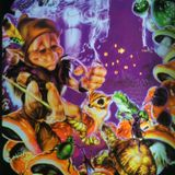 ॐ Ganjiadelic - Level 5_The Mushroom Fantasy   ॐ 2013 ॐ