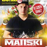 Matt5ki @ Face Club Mrągowo II Dzień Świąt Bożego Narodzenia [26.12.2016]