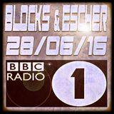 Blocks and Escher @ BBC Radio 1 - 28/06/16
