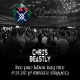 Chris Beastly Live At MacDinton's (Pre-Labor Day Mix)