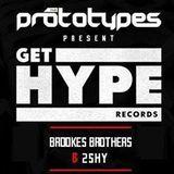 Brookes Brothers featuring 2Shy MC (Viper Recordings) @ Rough Tempo Internet Radio (19.10.2016)