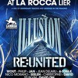 dj A-Tom-X @ La Rocca - Illusion Re United 04-10-2014