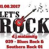Blues Rock & Southern Rock 01 (2017)
