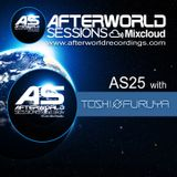 Afterworld Sessions 25 with Toshi Furuya