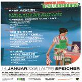 Cannibal Cooking Club (Live PA) @ Der Schleudergang II - Alter Speicher Schlanstedt - 14.01.2006