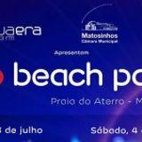 """Concurso """"MELHOR OUVINTE DO MUNDO ABRE A NOVA ERA e C.M. Matosinhos apresentam EDP BEACH PARTY"""