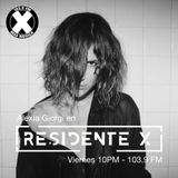 DJ Set Alexia Giorgi Residente X