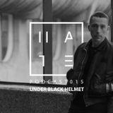 HATE Podcast 015 - Under Black Helmet