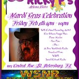 Mardi Gras Celebration with Lee Pons 2/8/2013 at Ricky P's
