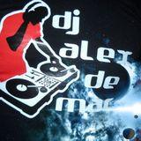 dj music set by alex de mar