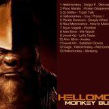 Hellomonkey aka Andrewboy - Monkey Business October Mix 2013