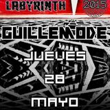 Labyrinth (Cosmos Bar Madrid) - GuilleMODE - 28/05/2015
