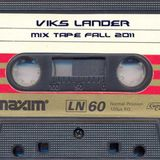 VIKS LANDER - deep/space disco mix tape, fall/2011
