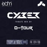 Cyber Tribute Mix - D-Tour