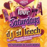 Love Saturday's @ Lacey's Bar Bishop Auckland Mixed By Dj Si Leech