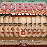Mark O'Brien (Polyglamorous) at Go BANG! March 2017